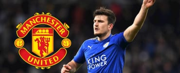 Maguire gia nhập Manchester United